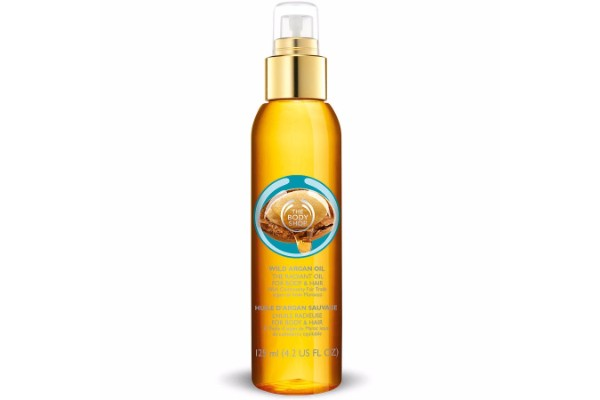 The Body Shop Wild Argan Radiant Oil Image