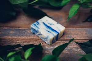 Soaps infused with Argan oil gently cleanses and nourishes skin greatly.