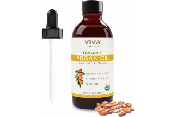 Viva Naturals Organic Argan Oil