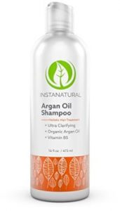 InstaNatural hair care products