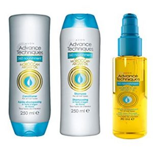 Avon hair care products