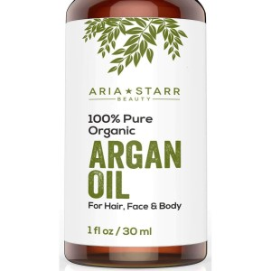 Aria Starr Beauty Organic Argan Oil