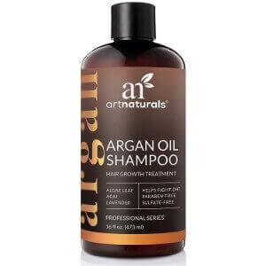 ArtNaturals Organic Argan Oil Shampoo