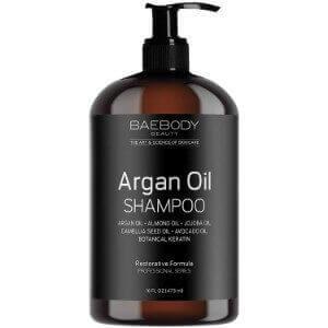 Baebody Moroccan Argan Oil Shampoo