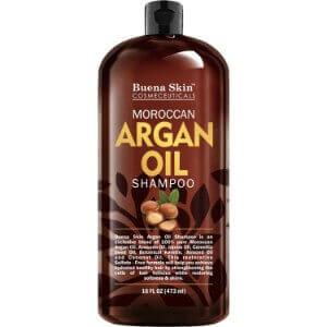 Buena Skin Moroccan Argan Oil Shampoo