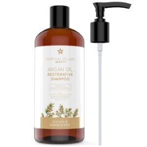 Essential Oil Labs Argan Oil Shampoo
