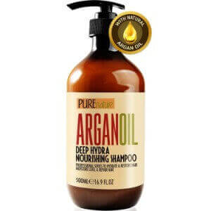 Pure Nature Lux Spa Moroccan Argan Oil Shampoo